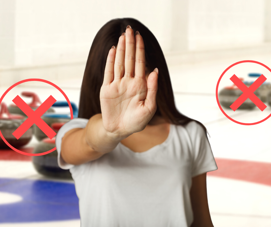 Making a New Year's resolution? Don't try curling.